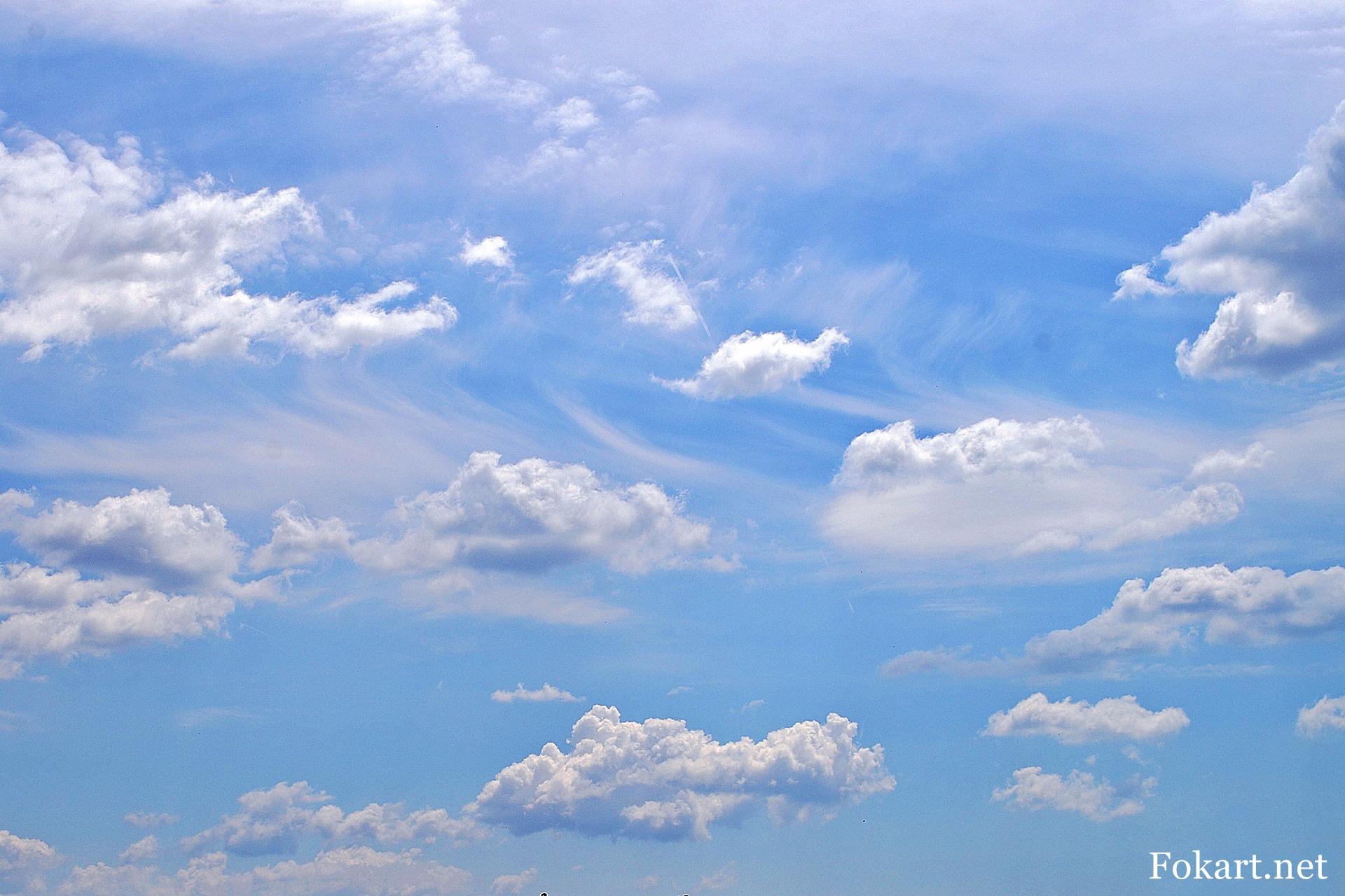 Майское небо