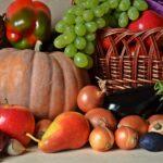 Осенние дары сентября - овощи и фрукты