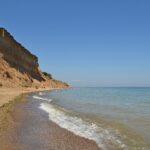 Пляж в Санжейке