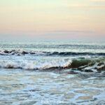 Предвечернее море февраля, Аркадия, Одесса